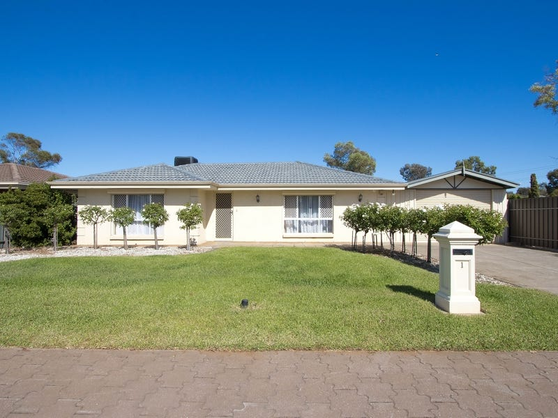 1 Eddington Street, Parafield Gardens, SA 5107