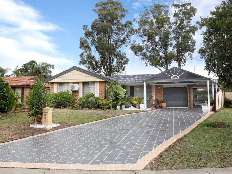 15 Tabitha Place, Plumpton, NSW 2761