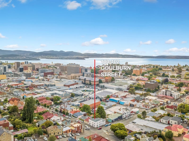 100-102 Goulburn Street, Hobart, Tas 7000