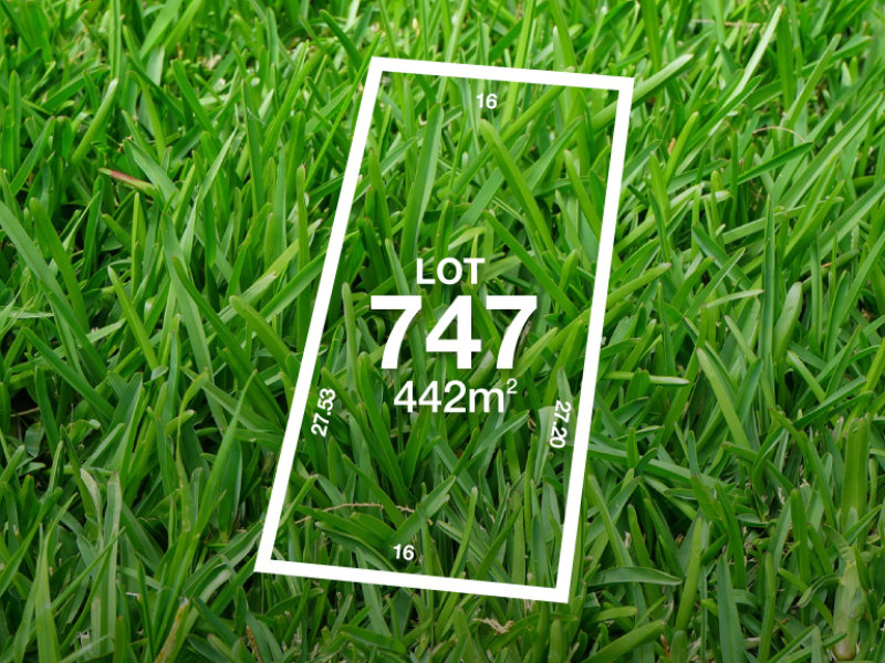 Lot 747 Valley Lake Boulevard, Keilor East, Vic 3033