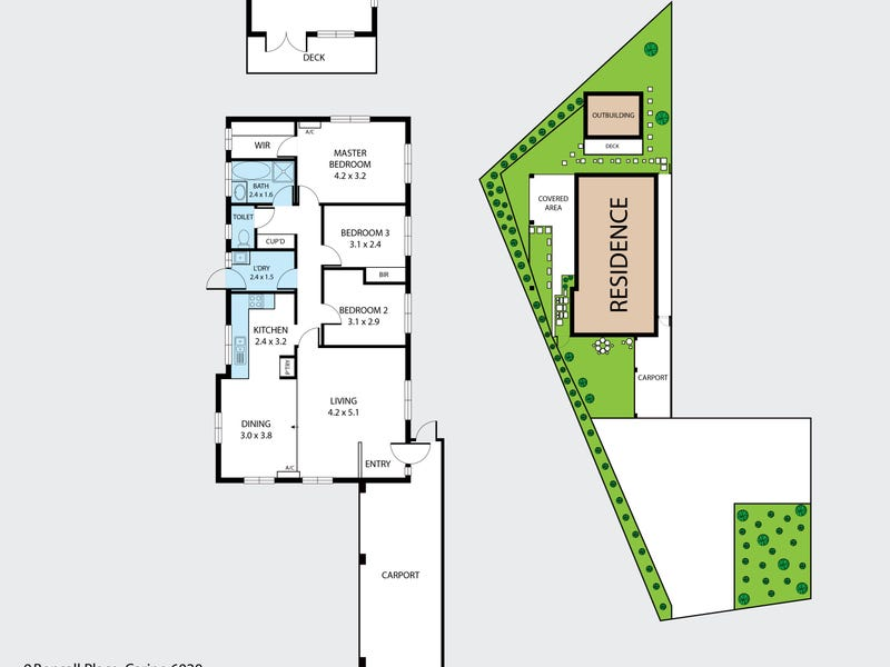 9 Bonsall Place, Carine, WA 6020