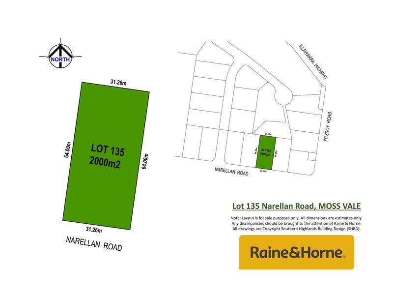 Lot 135 Narellan Road, Moss Vale