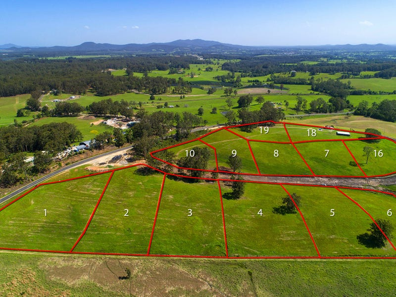 Lot 5 Wattlebird Estate 295 Wirrimbi Road, Newee Creek, NSW 2447