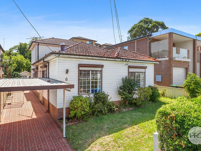 6 Boundary Road, Mortdale, NSW 2223
