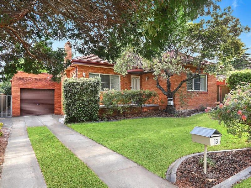 13 Miowera Avenue, Carss Park, NSW 2221