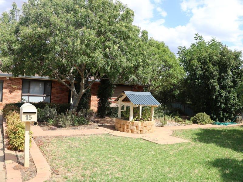 15 THOMAS TOM CRESCENT, Parkes, NSW 2870