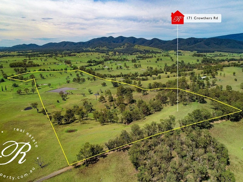 171 Crowthers Road, Stratford, NSW 2422