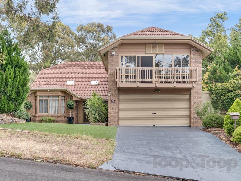 30 Allendale Grove, Stonyfell, SA 5066