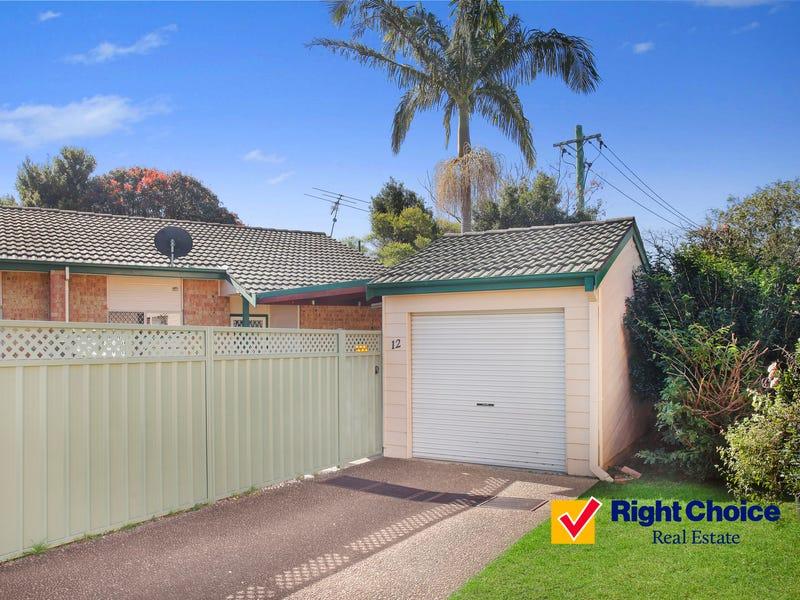 12/12 Bellbird Close, Barrack Heights, NSW 2528