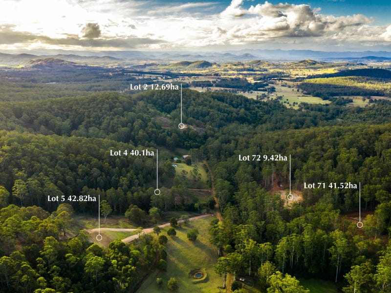 Lot 2, 4, 5, 71 & 72 Careys Road, Hillville, NSW 2430