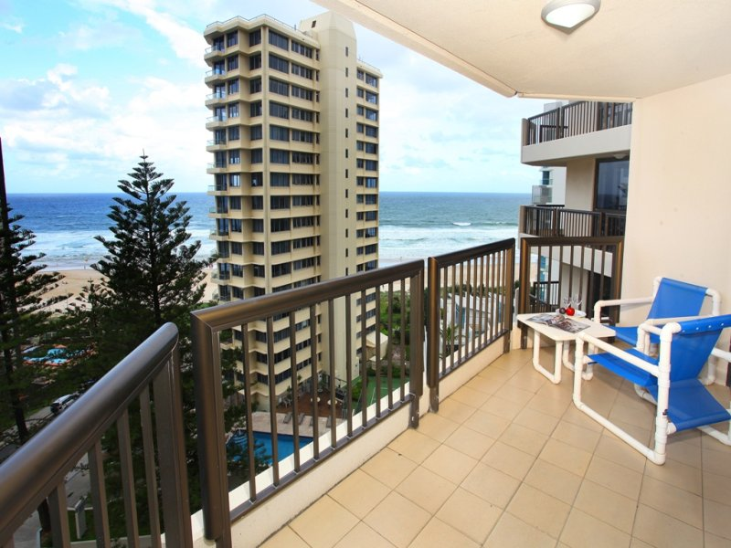 1001/28 'Longbeach Apartments' Northcliffe Terrace, Surfers Paradise, Qld 4217