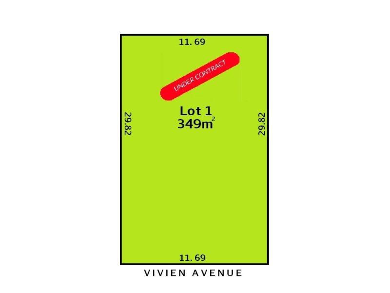 Lot 1, 6 Vivien Avenue, Newton, SA 5074