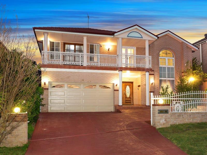 14 Bottle Brush Avenue, Beaumont Hills, NSW 2155