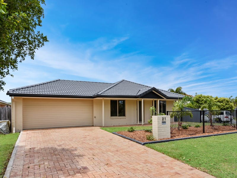 21 Dotterel Crescent, North Lakes, Qld 4509