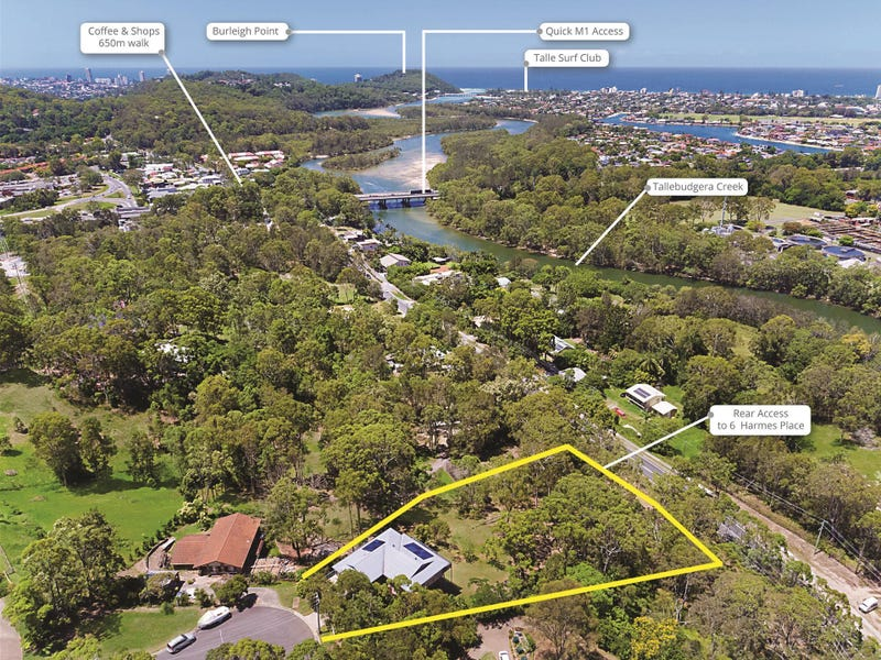 6 Harmes Place, Tallebudgera, Qld 4228