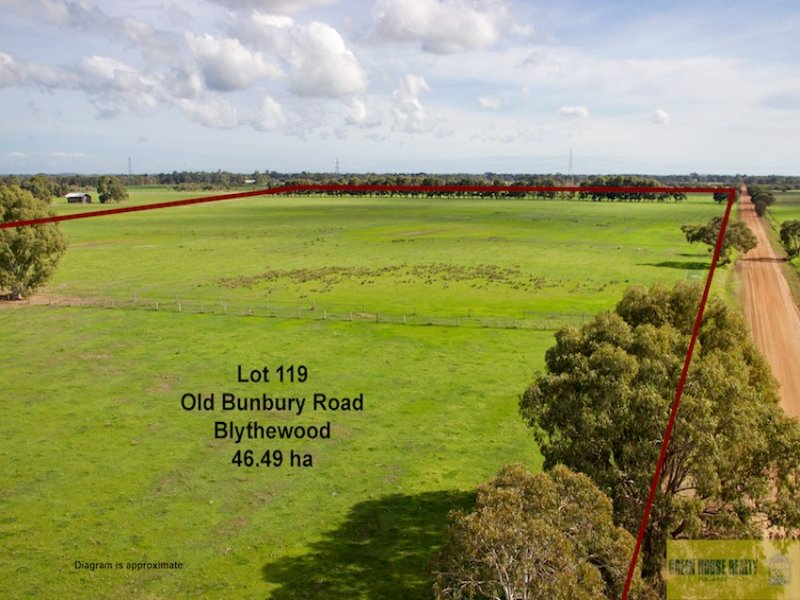 Lot 119 & 122 Old Bunbury Road, Pinjarra, WA 6208