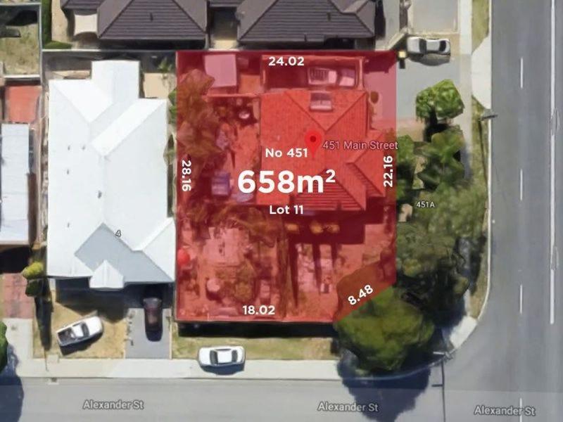 451 Main Street, Balcatta, WA 6021