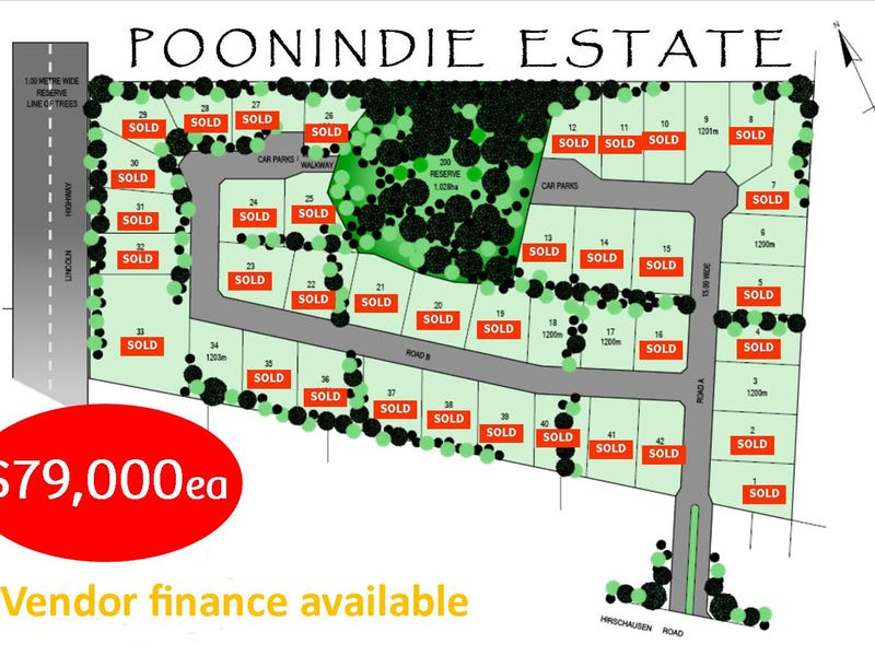 Lot 17 Benjamin Road, Poonindie, SA 5607