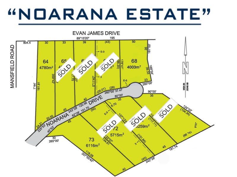 Lot 71 Noarana Drive, Benalla, Vic 3672