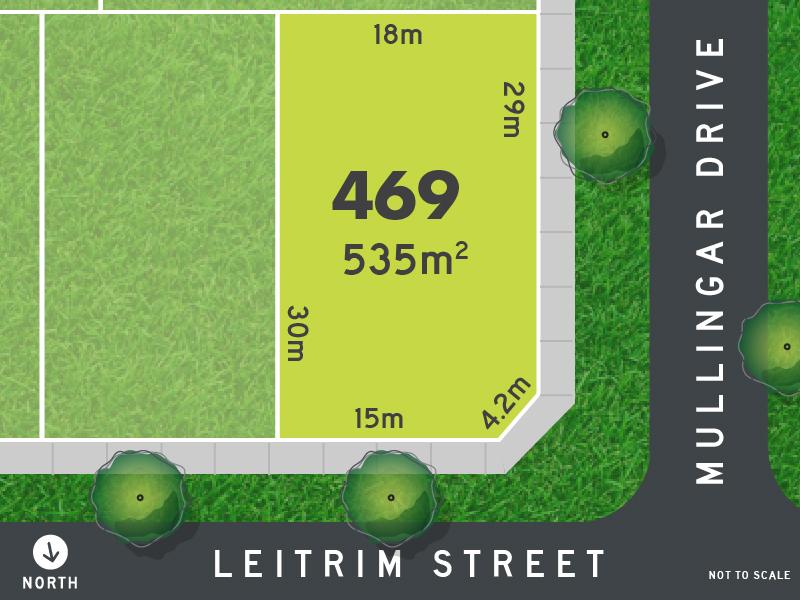 Lot 469, Leitrim Street, Alfredton, Vic 3350