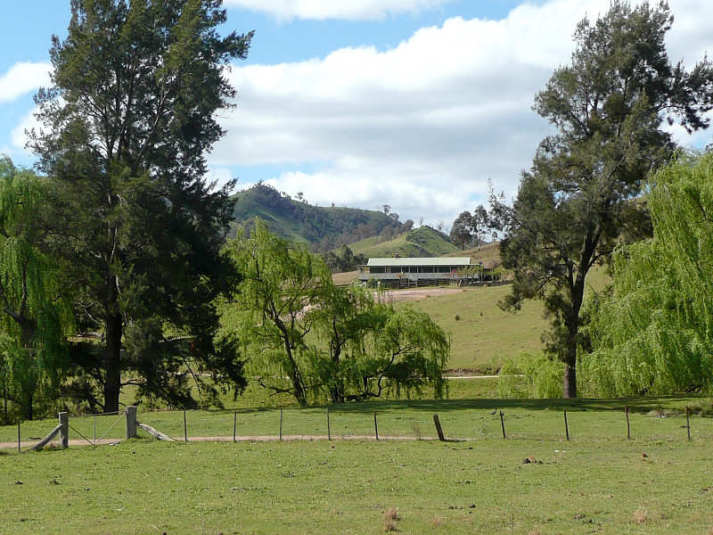 GLADFRED 786 Peach Tree Road, Megalong Valley, NSW 2785