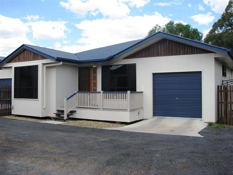 Unit 3,124 Edward Street, Dalby, Qld 4405