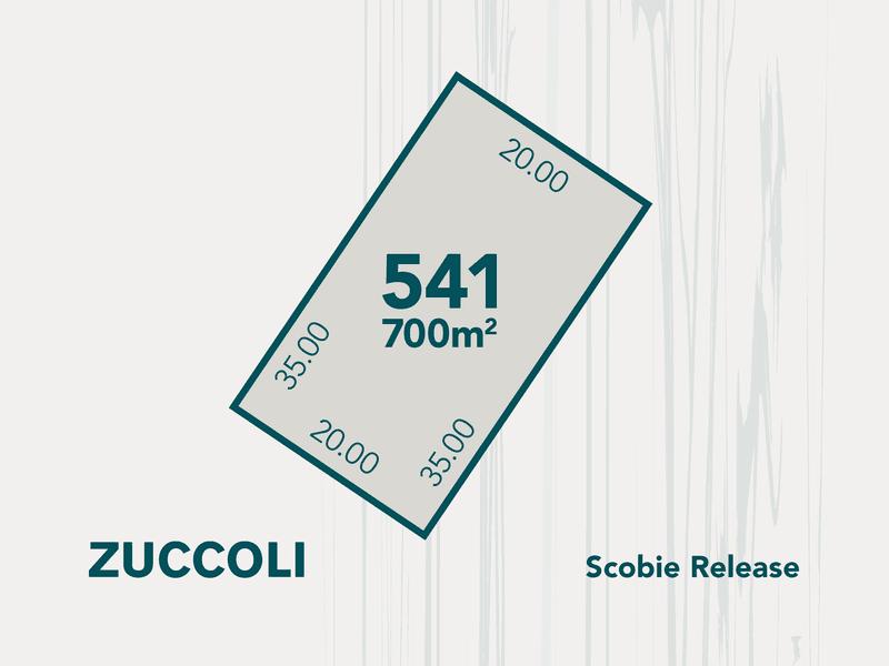 Lot 541 Scobie Court, Zuccoli, NT 0832