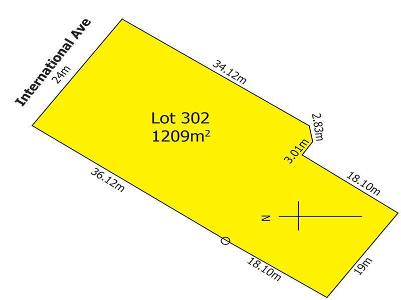 Lot/302 International Road, Salisbury North, SA 5108
