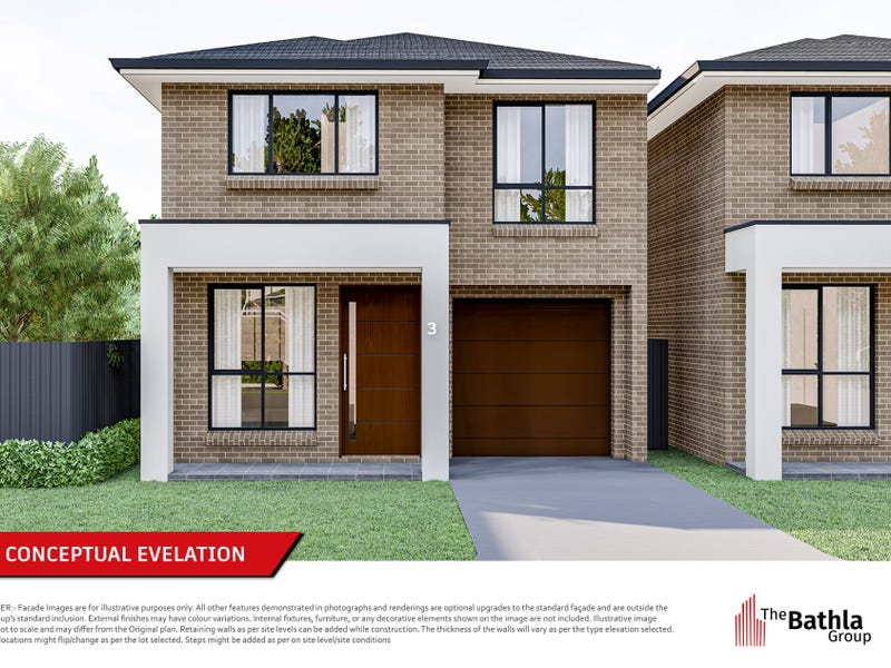 3 Luther Glade (Proposed Address), Schofields, NSW 2762
