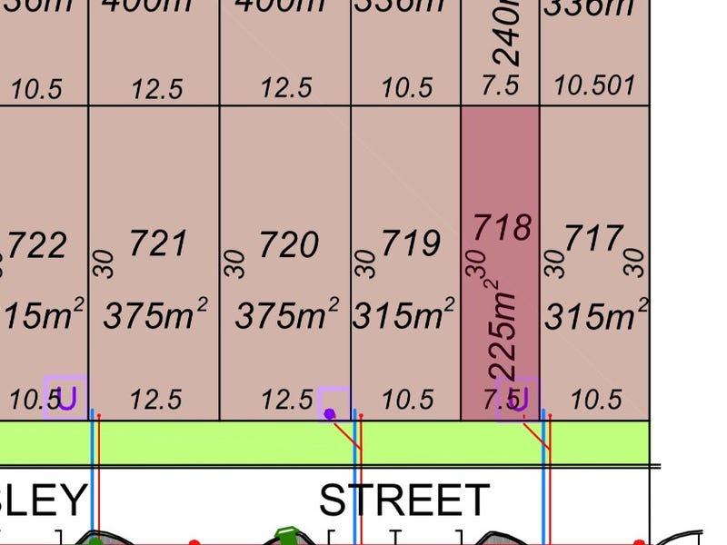 Lot 718 Mosley Street, Hilbert, WA 6112