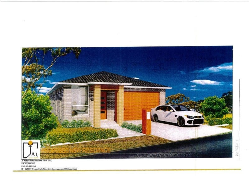 Lot 2050 Jensen Way Way, Airds, NSW 2560