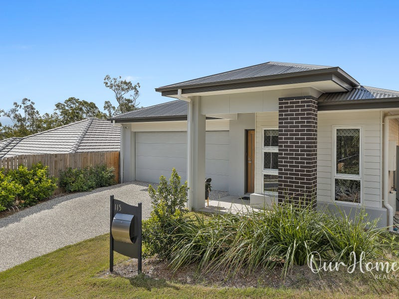 115 Creekwood Circuit, Spring Mountain, Qld 4300
