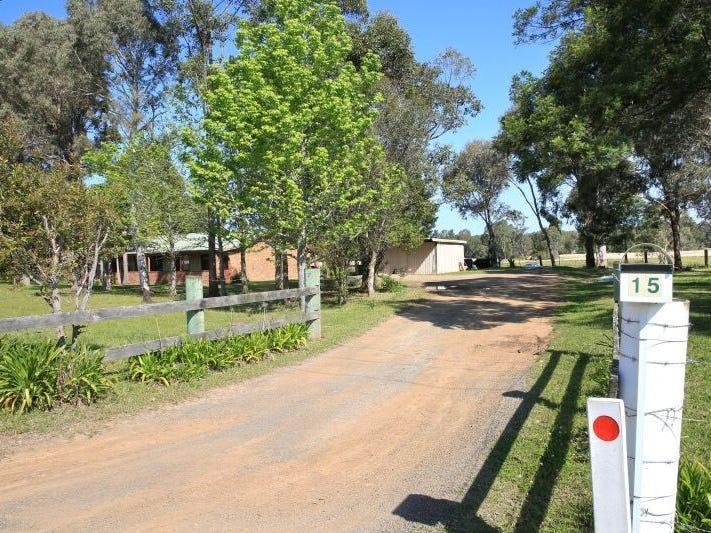 15 Taylors Lane, Cambewarra, NSW 2540