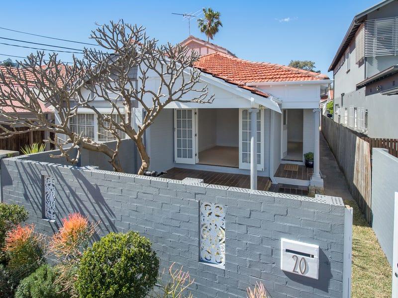 20 Midelton Avenue, North Bondi, NSW 2026