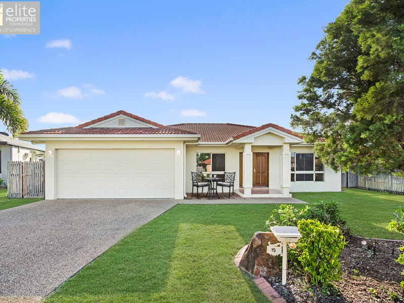 15 Brooklyn Court, Annandale, Qld 4814