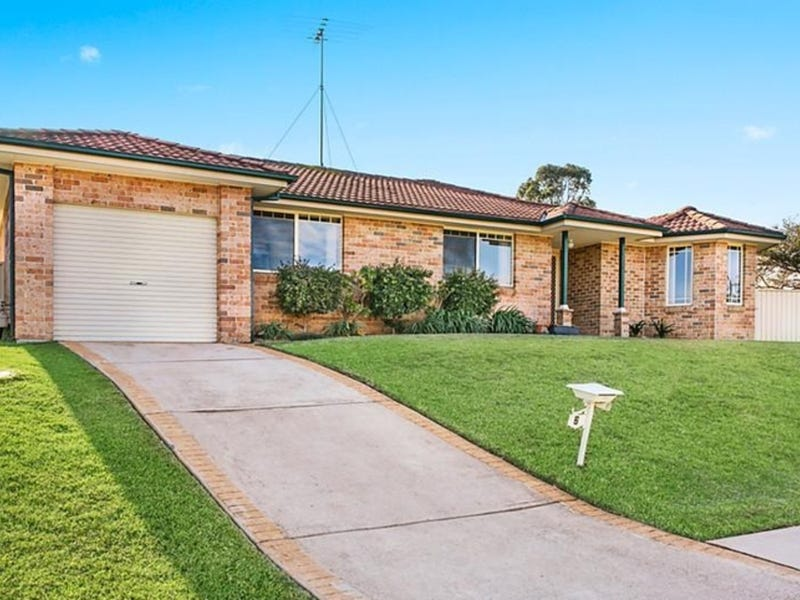 2 Crommelin Crescent, St Helens Park, NSW 2560
