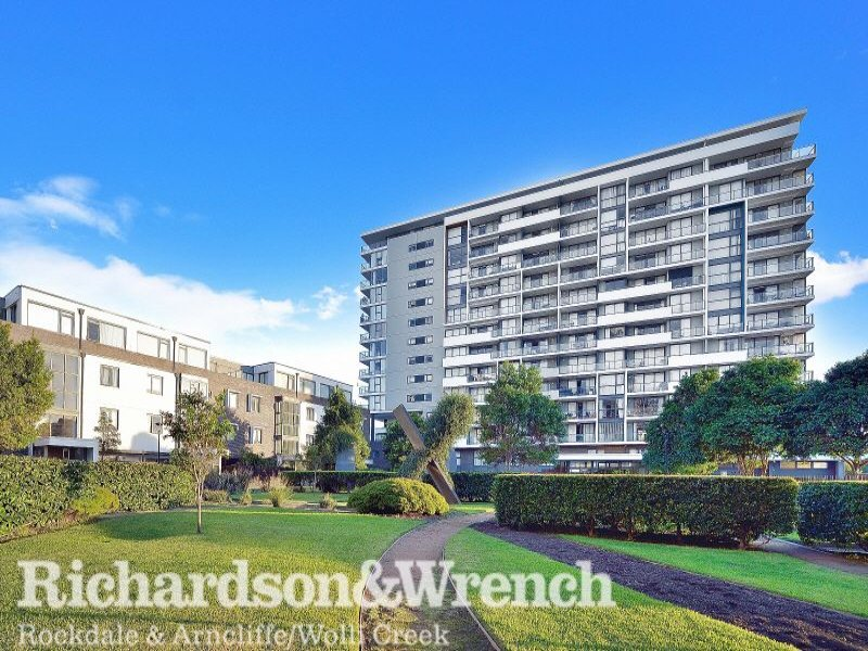 B601 35 Arncliffe Street, Wolli Creek, NSW 2205