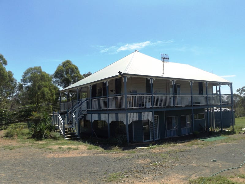 228 Shellytop road, Durong, Qld 4610
