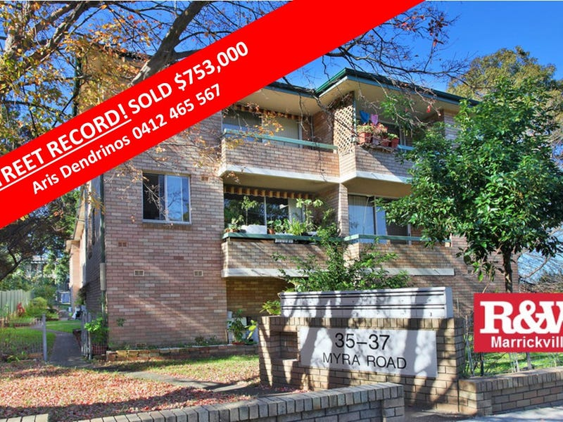 12/35 Myra Road, Dulwich Hill, NSW 2203