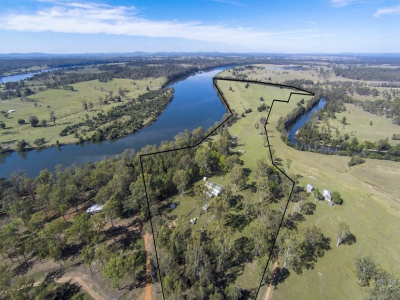 121 Sanders Road, Whiteman Creek, NSW 2460