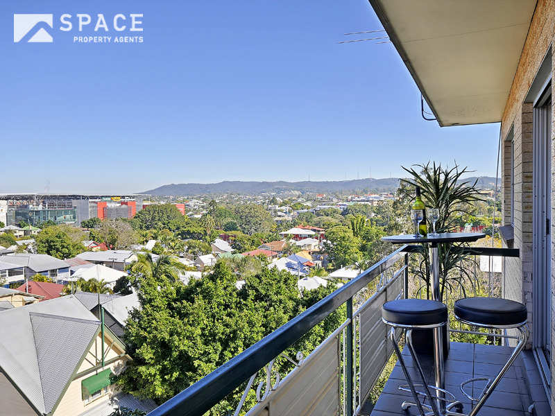 9/18 Wellington Street, Petrie Terrace, Qld 4000