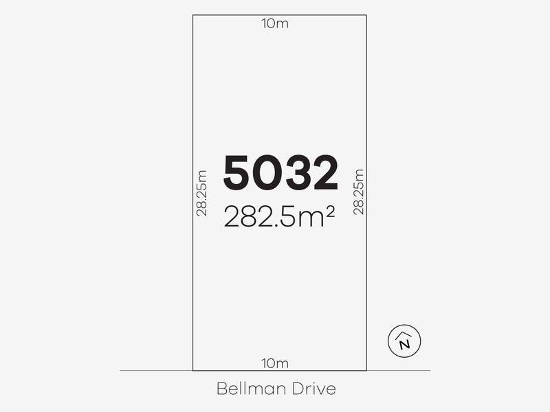 Lot 5032, Bellman Drive, Schofields, NSW 2762