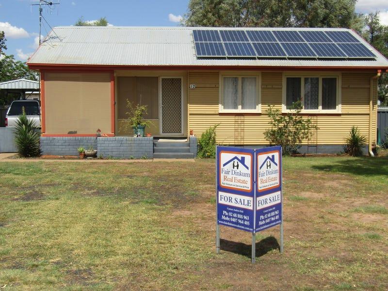 12 Victor St, Trangie, NSW 2823