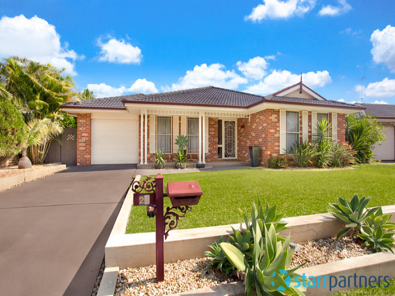 24 Bricketwood Drive, Woodcroft, NSW 2767
