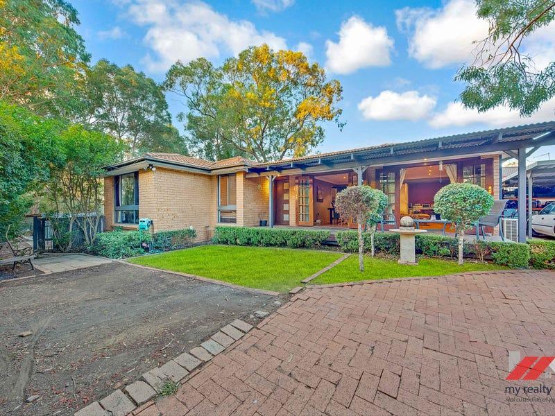 8 GERANIUM AVENUE, Macquarie Fields, NSW 2564
