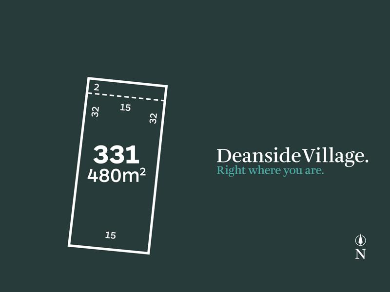 Lot 331, Kundram Court, Deanside, Vic 3336