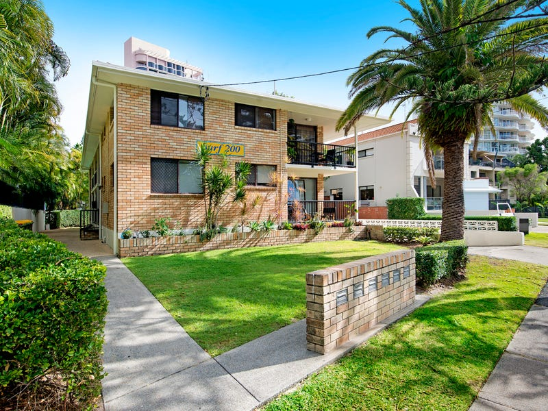 2/200 Surf Parade, Broadbeach, Qld 4218