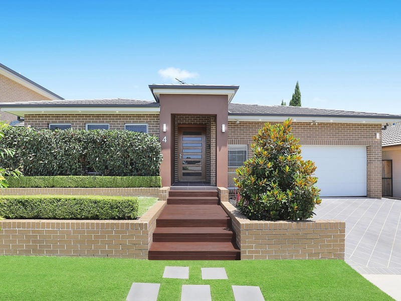 4 Burnside Street, Kellyville Ridge, NSW 2155