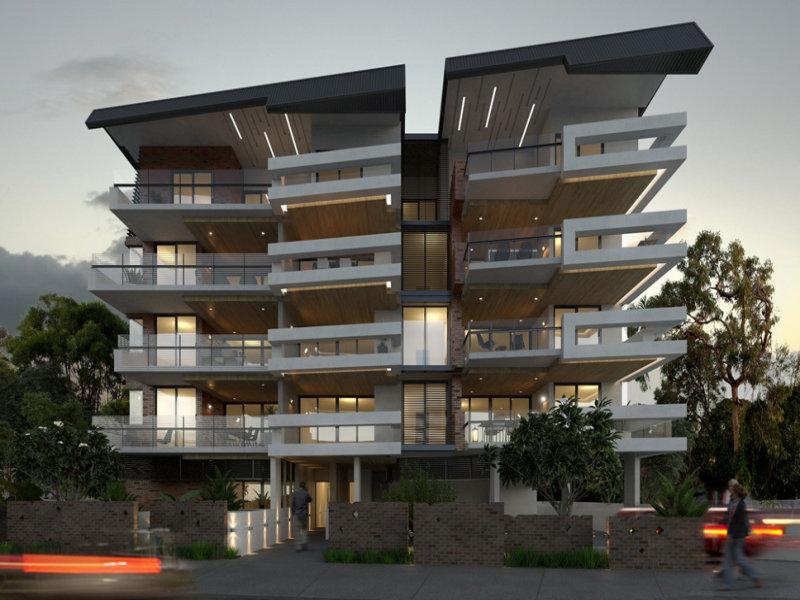 20/85 Dornoch Terrace, Highgate Hill, Qld 4101