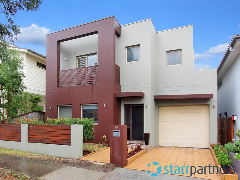 18 Bishop Avenue, Pemulwuy, NSW 2145